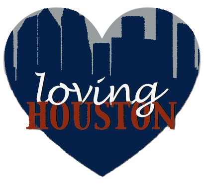 Loving Houston logo